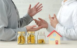 What happens to home equity when you divorce?
