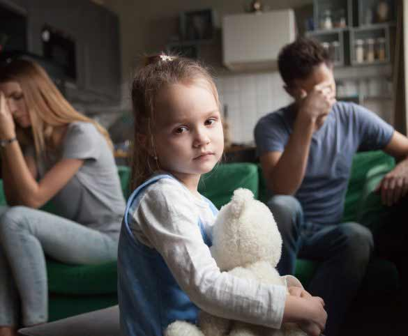 Parental alienation can be incredibly harmful for everyone