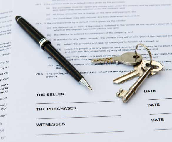 A closer look at the defining points of your real estate contract