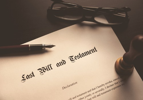 A last will, as a part of Estate Planning in Eureka IL