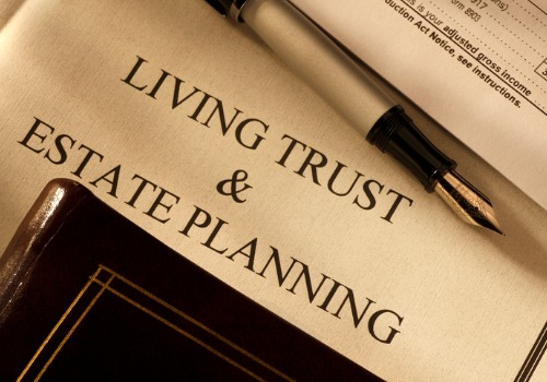 A copy of a living trust, as a part of Estate Planning in Pekin IL
