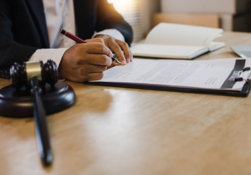 Probate Attorney in Peoria IL Assisting with Paperwork