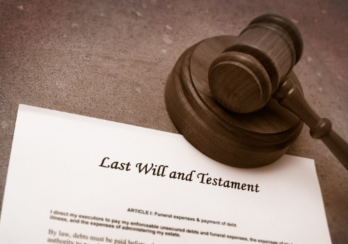 A last will, as a part of Probate Law in Eureka IL