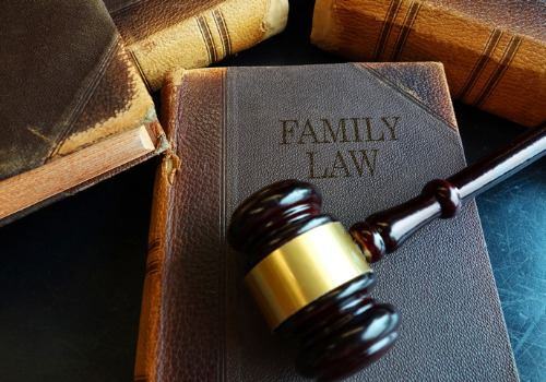 A book for Family Law in East Peoria IL
