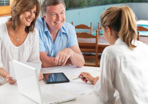 A happy couple discussing their wills with Estate Planning Attorneys in Pekin IL