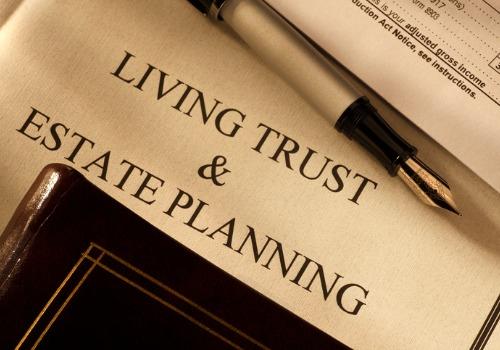 Paper work from Estate Planning Attorneys in Pekin IL
