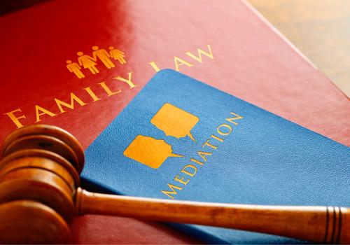 Family law books for a Contested Divorce Attorney in Pekin IL