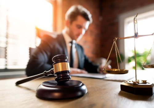 An attorney working on a case involving Misdemeanors in Pekin IL